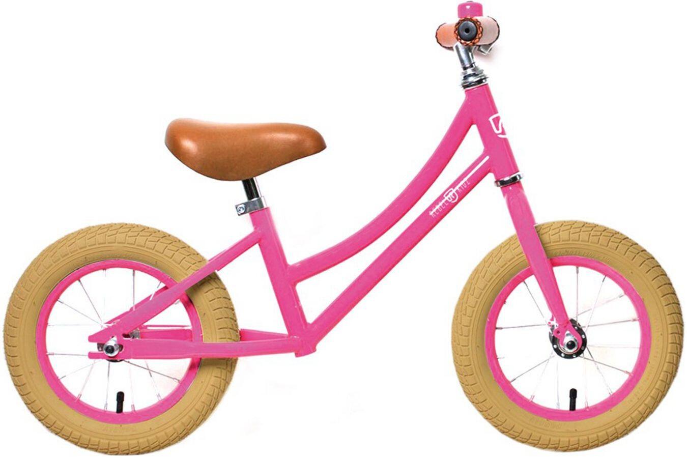 "Rebel Kidz Air Classic Balance Bike 12,5"" Kids, pink (2019) | Learner Bikes"
