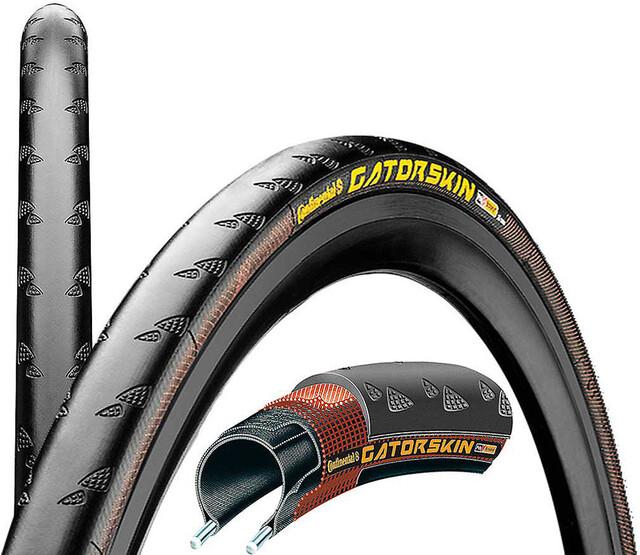 Continental Gatorskin Hardshell Tires Pair 700x25c City Road Tour Commuter Bike