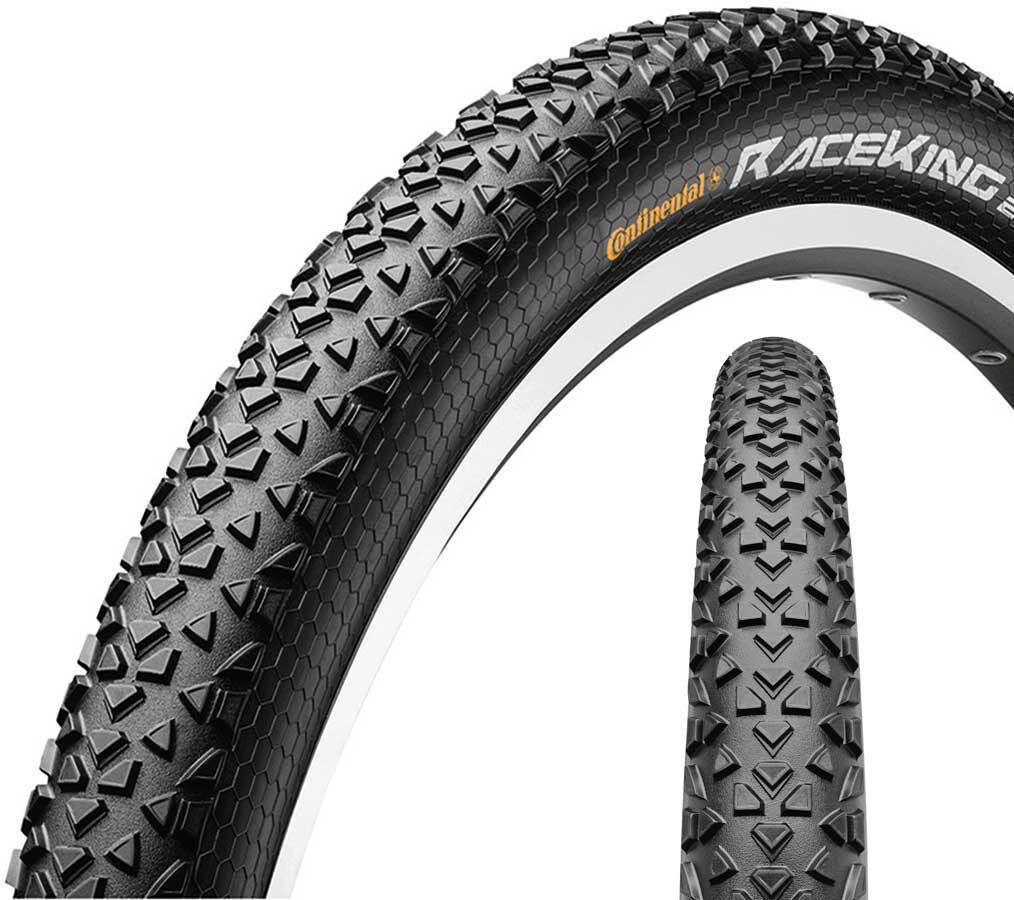 "Continental RaceKing Dæk Performance 27,5"" tråd (2019) | Tyres"