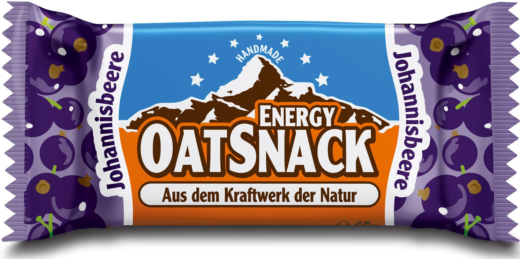 Energy OatSnack Styr 65g, Currant | Handlebars