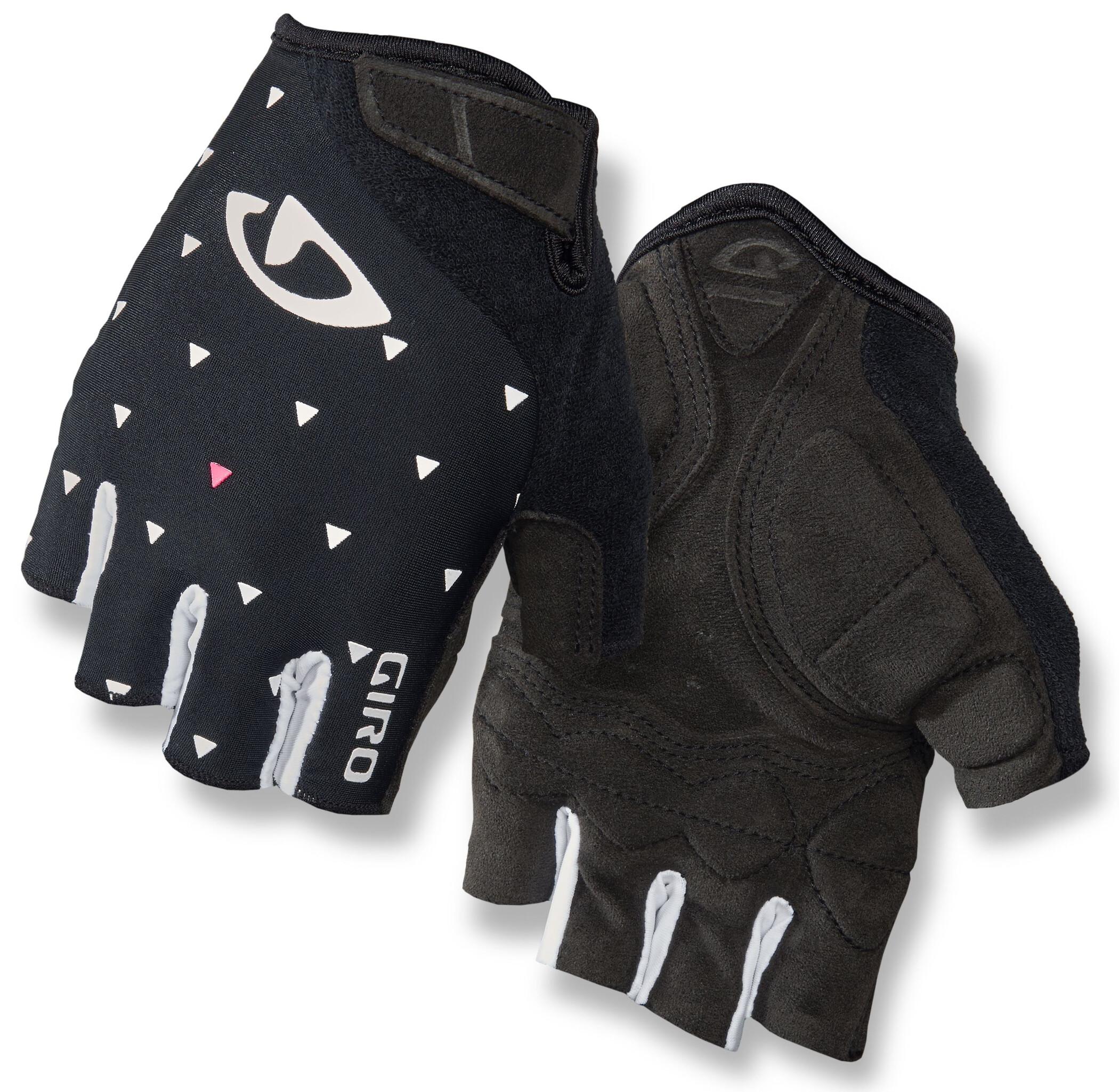 Giro Jag'ette Cykelhandsker Damer, black/shark tooth (2019)   Gloves