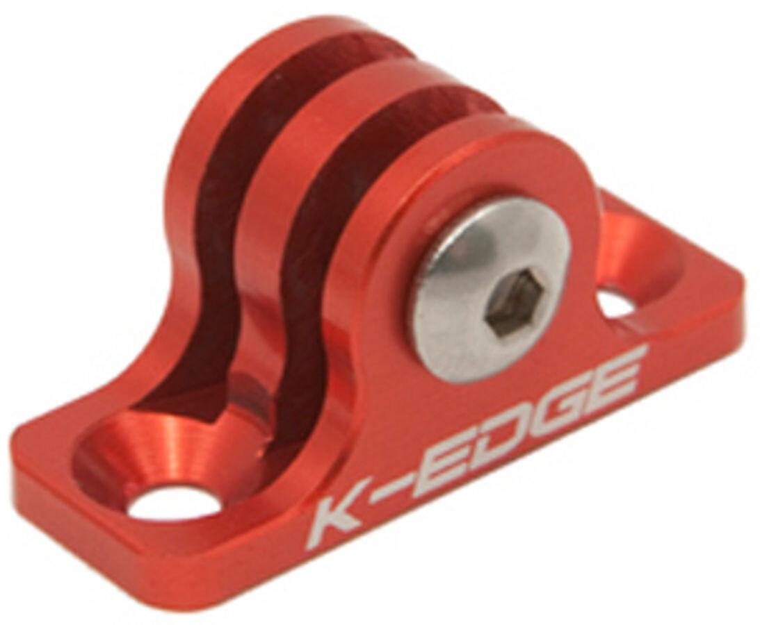 K-EDGE GO BIG Universal Mount GoPro Hero, red (2019) | item_misc