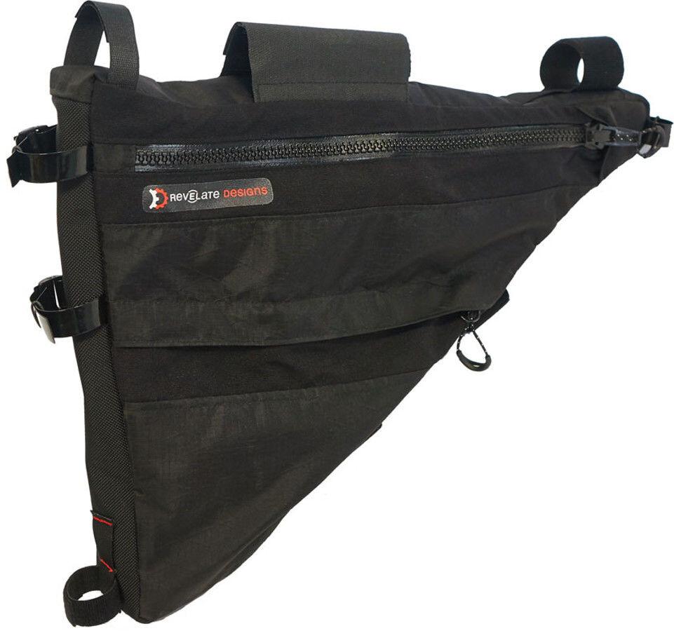 Revelate Designs Ripio Cykeltaske S, black (2019) | Frame bags