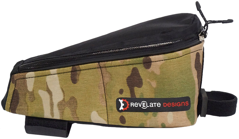 Revelate Designs Gas Tank Steltaske, multi cam (2019) | Frame bags