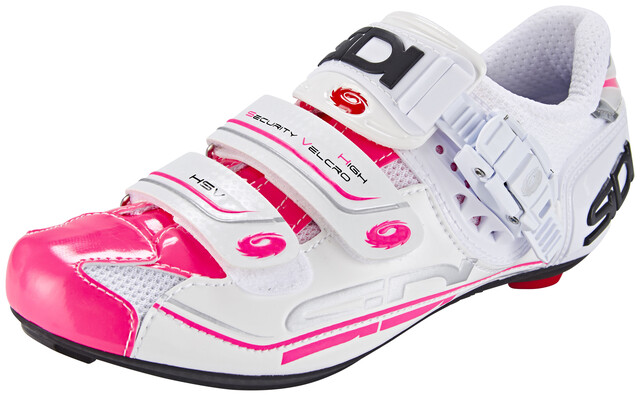 Sidi Genius 7 Womens Road Bike Shoes White//White