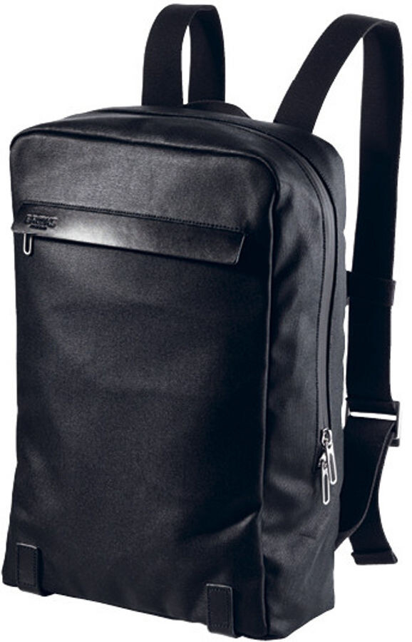 Brooks Pickzip Backpack Canvas 20l, total black (2019) | Travel bags