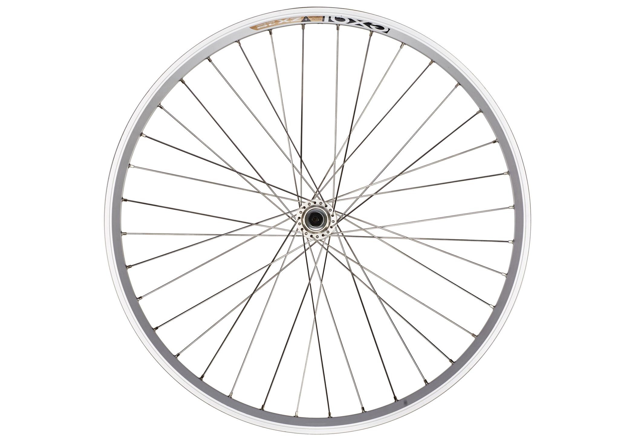 Exal ZX 19 H Bike 26 x 1.75 28 x 1.75, RM-40, 7-trins Quick release, 36h, silver | Wheelset