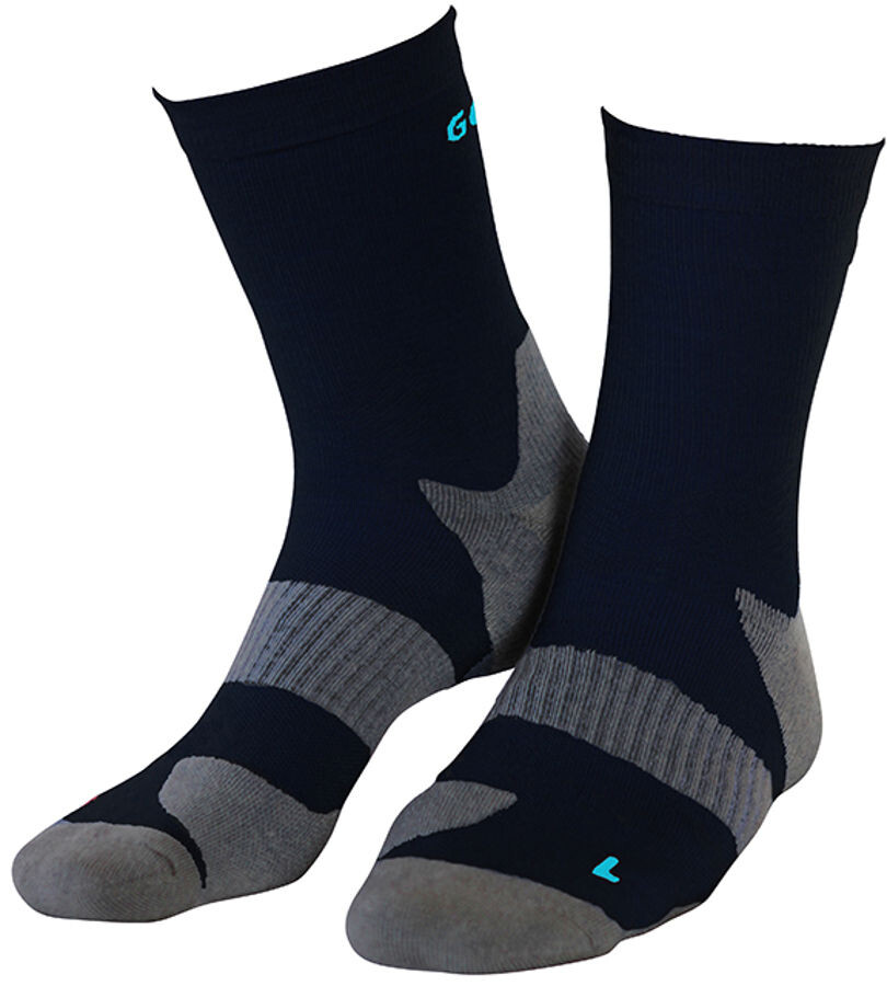 Gococo Technical Cushion Løbesokker, black (2019) | Socks
