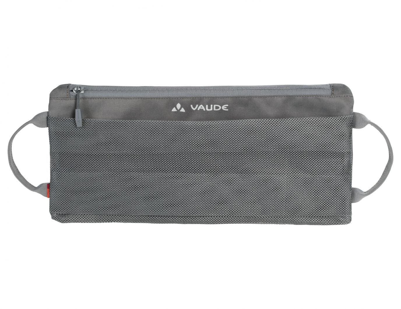 VAUDE Addita Cykeltaske, anthracite (2019) | Tasker til bagagebærer