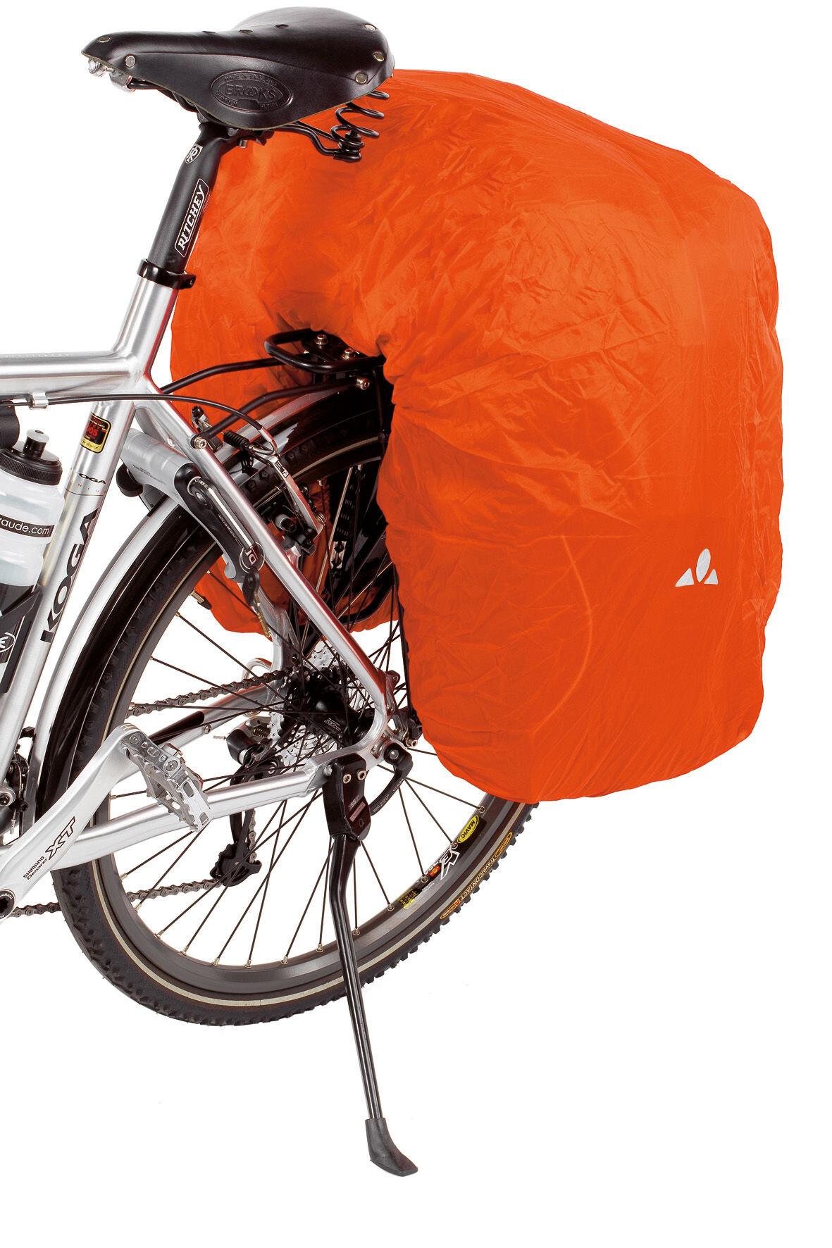 VAUDE 3-Fold Regnbetræk, orange (2019)   Tasker > Tilbehør