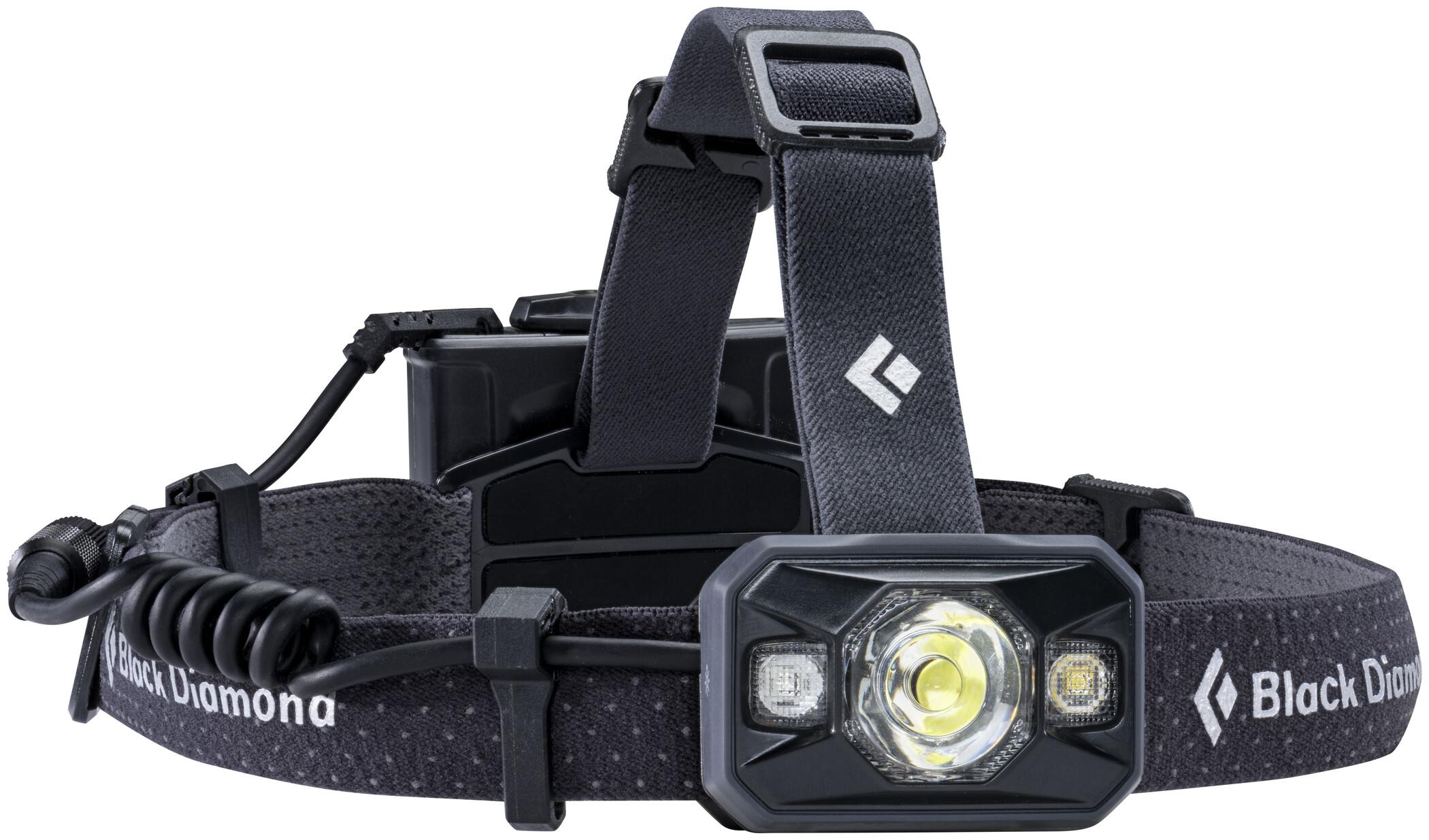 Black Diamond Icon Pandelampe, black (2019) | Headlamp