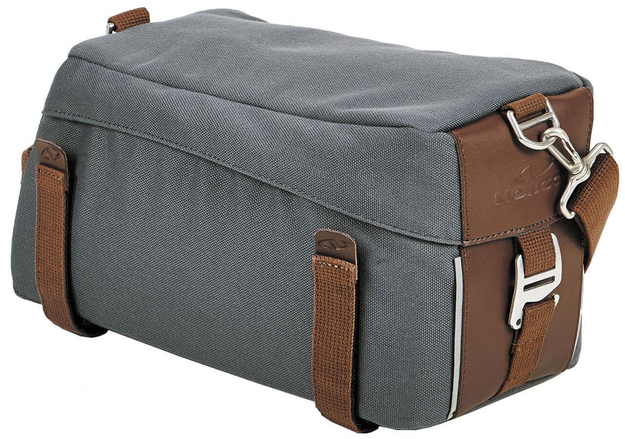 Norco Crofton Sidetasker, grey | Tasker til bagagebærer