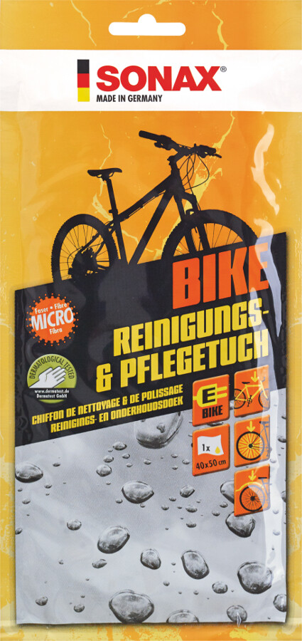 Sonax BIKE Rengøringsklud (2019) | polish_and_lubricant_component