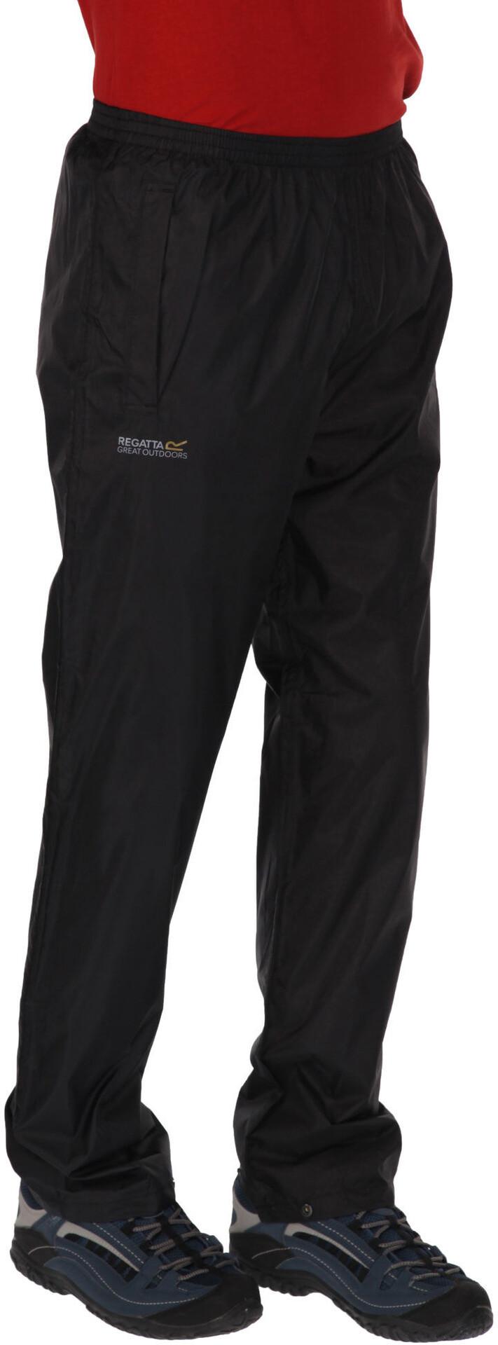 Regatta Homme Pack il Respirant Imperméable Sur-pantalon
