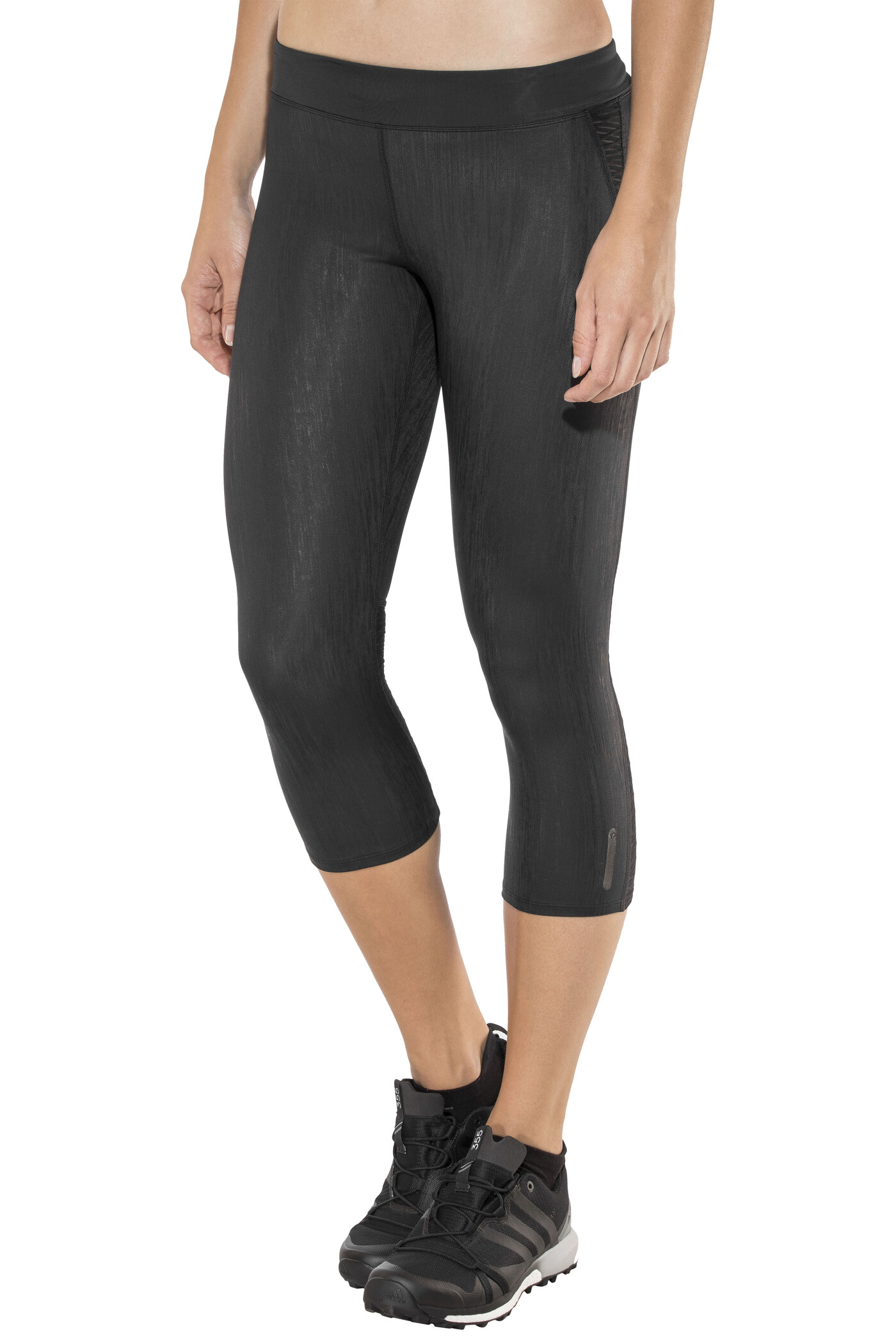PEARL iZUMi Flash Løbeshorts Damer, black | Trousers