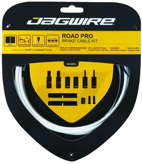 JAGWIRE Bremszugaussenhülle KEB-SL 5 mm x 3m carbon
