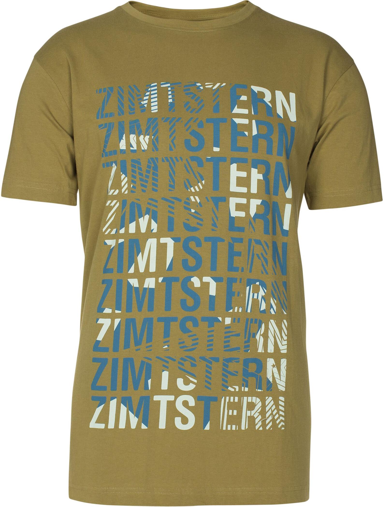 Zimtstern TSM Rerunz T-shirt Herrer, moss | Trøjer