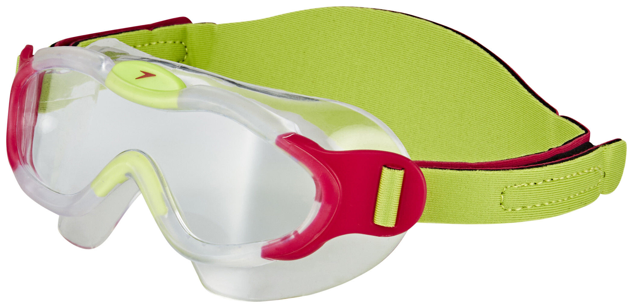speedo Biofuse Sea Squad Svømmebriller Børn, passion pink/hydro green (2019) | swim_clothes