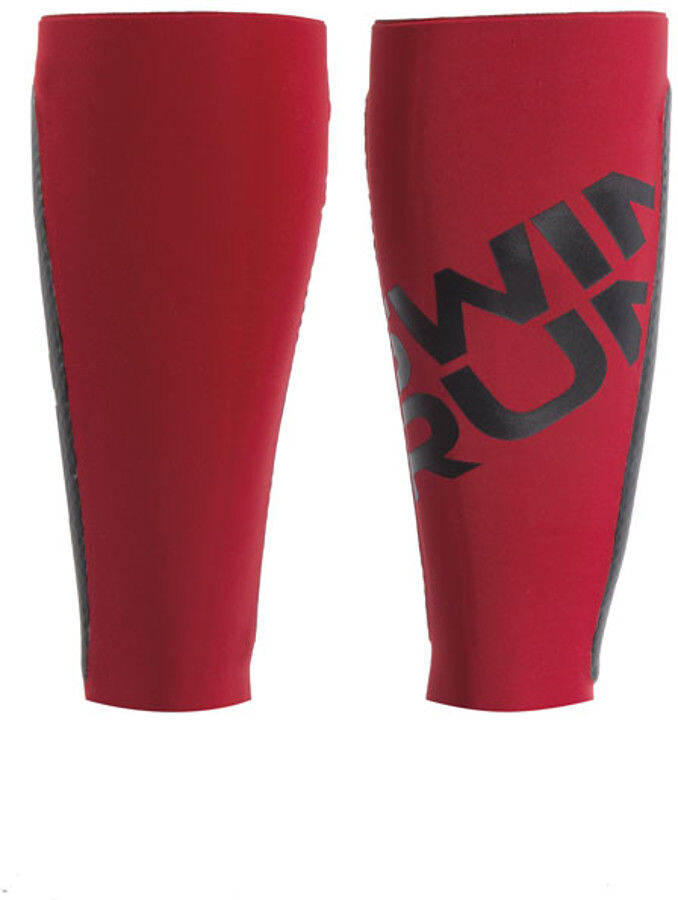 Head Swimrun Air Cell Lægkompression, black/red   Tri-beklædning