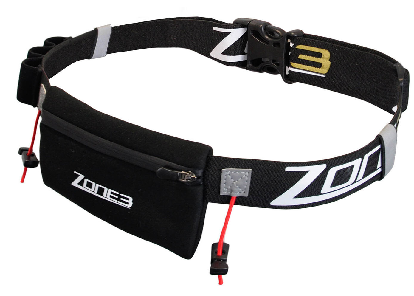 Zone3 Race Belt with Neoprene Pouch (2019) | misc_clothes