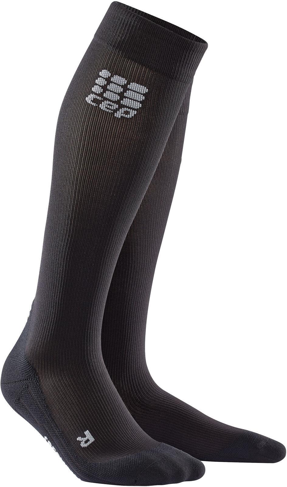 cep Recovery Socks Damer, black (2019) | Compression
