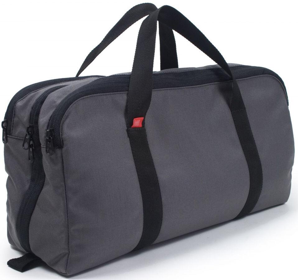 Fahrer Berlin E-Bag, grey (2019) | Travel bags