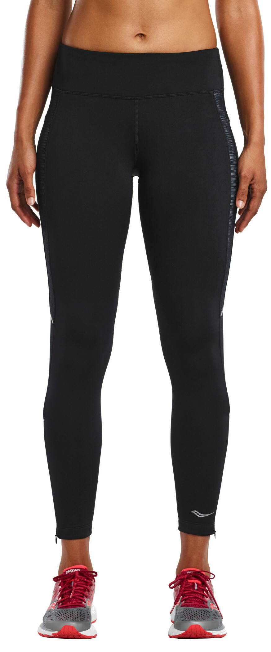 saucony Omni LX Tights Damer, black | Trousers