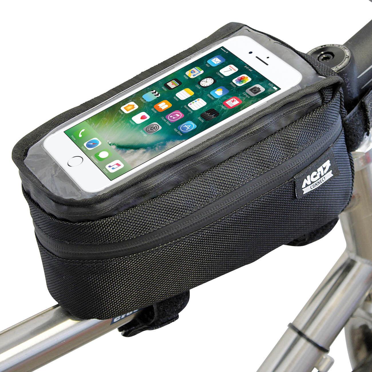 NC-17 Connect Smartphone-taske Appcon, black (2019) | Frame bags