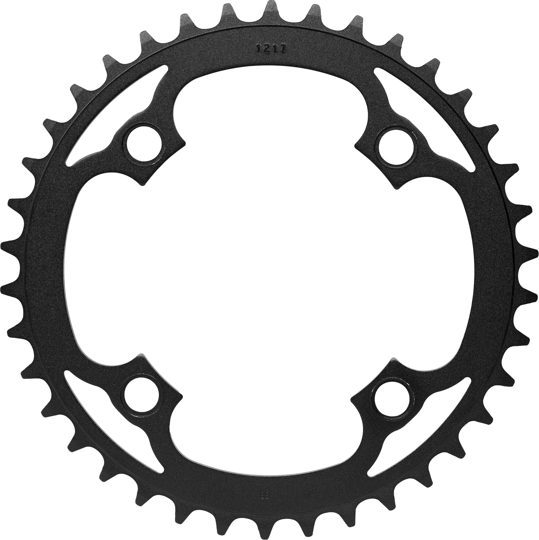 Truvativ MTB Klinge Singlespeed, matte black (2019) | chainrings_component