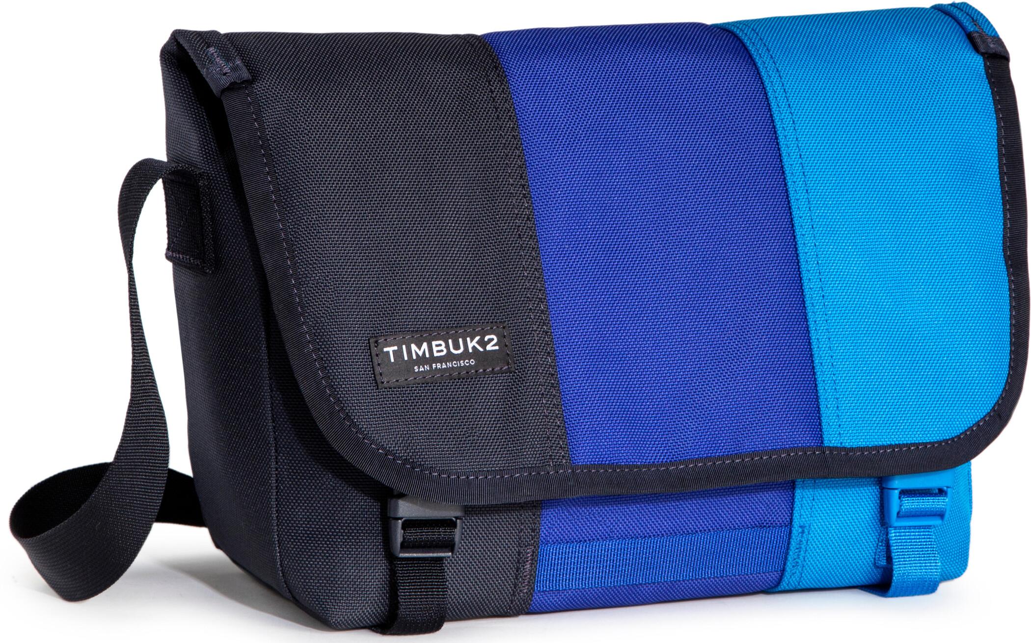 Timbuk2 Classic Messenger Tres Colores Taske XS, lagoon (2019) | Travel bags