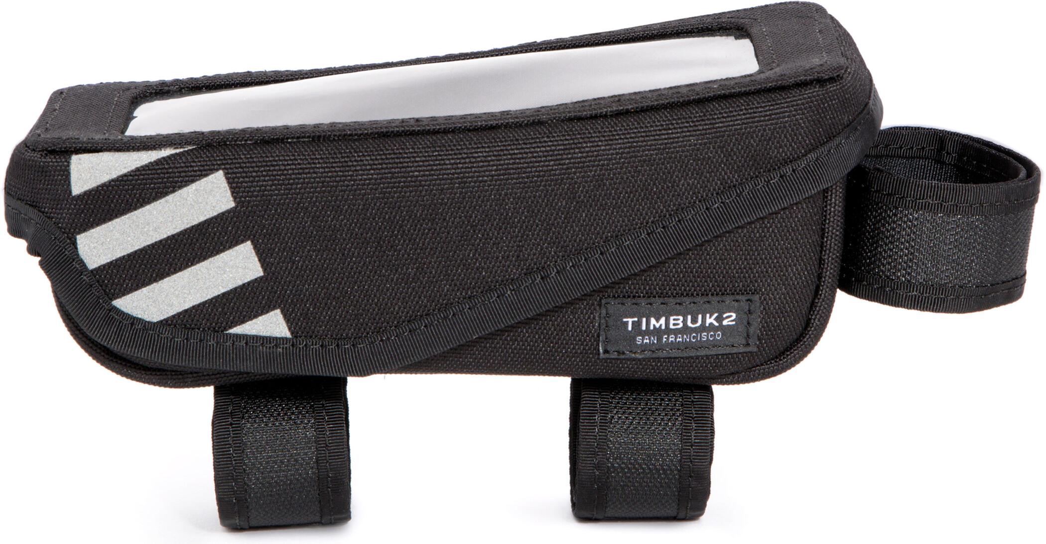 Timbuk2 Goody Cykeltaske S, jet black (2019) | Frame bags
