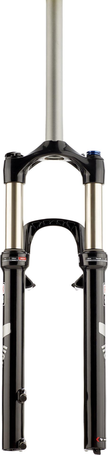 RockShox 30 Silver TK Coil 100 mm Federgabel schwarz 26 Zoll