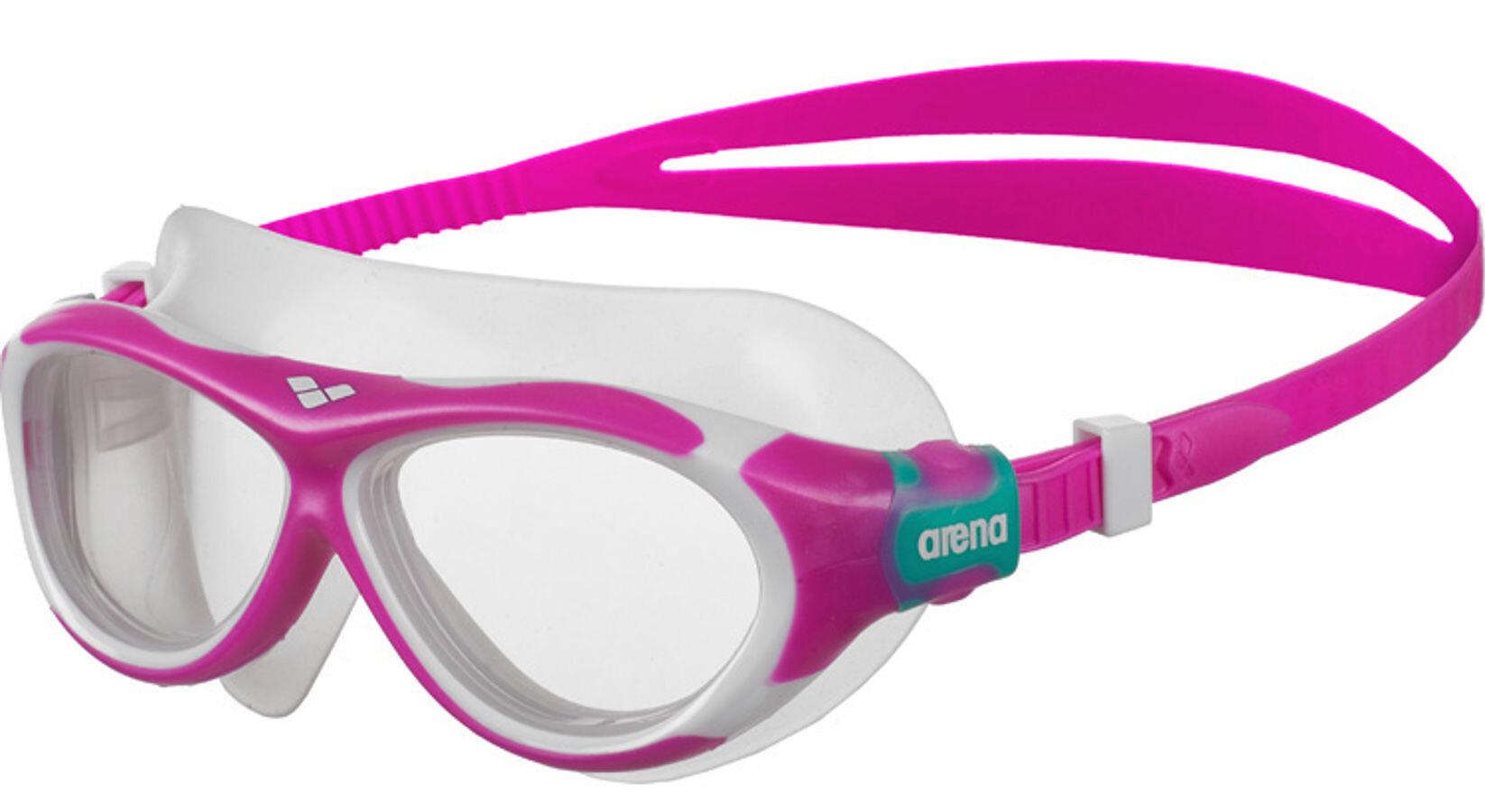 arena Oblo Svømmebriller Børn, pink-clear | Svømmetøj og udstyr