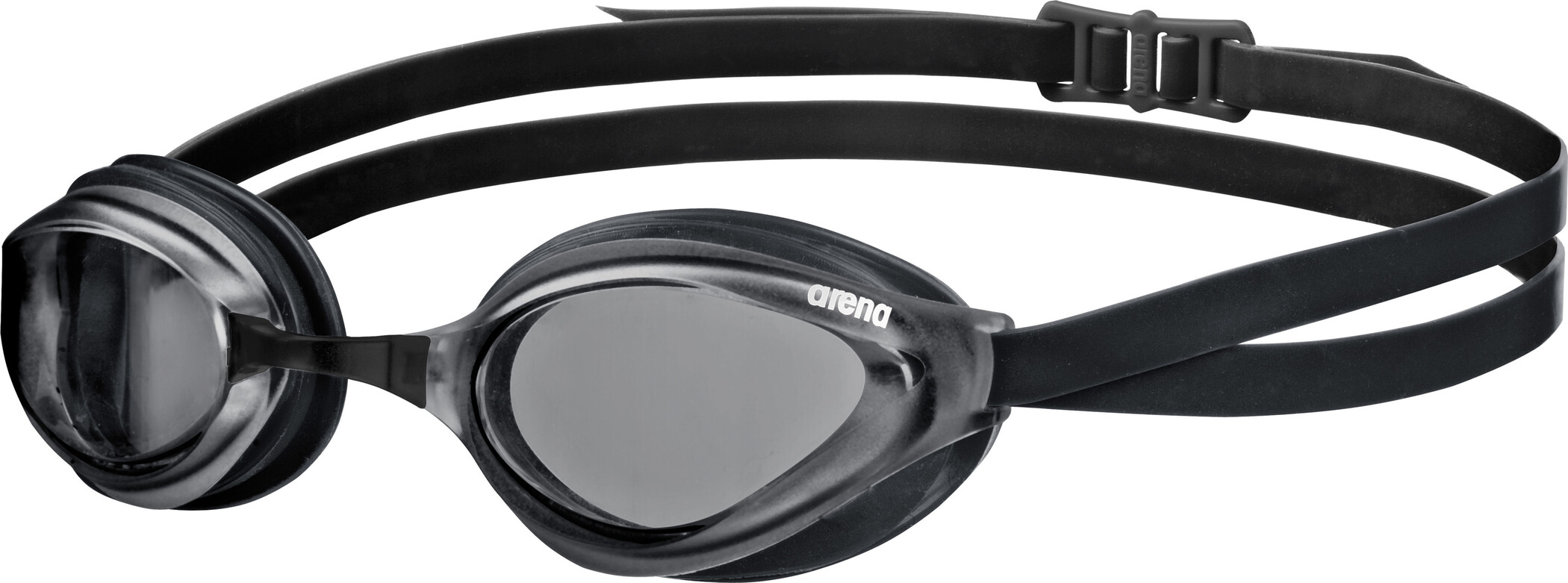 arena Python Svømmebriller, smoke-black   Swim equipment