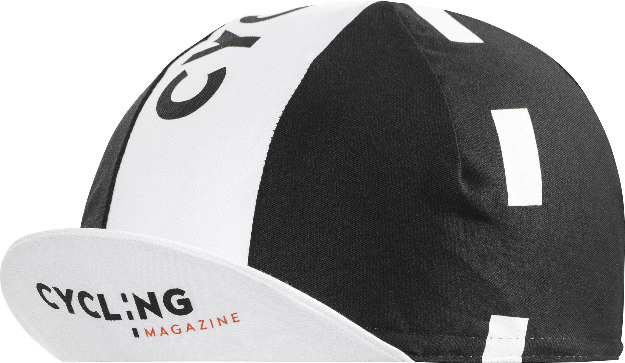 CYCLING MAGAZINE Race Hovedbeklædning Herrer, black (2019) | Headwear
