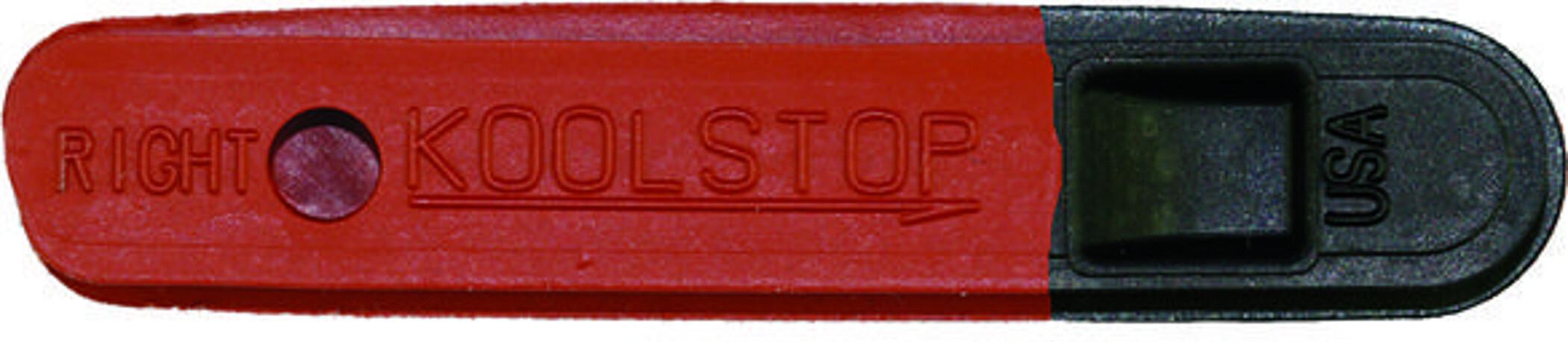 Kool Stop Dual Compound Fælgbremseklodser Campa Super Record 2011 | Bremseskiver og -klodser