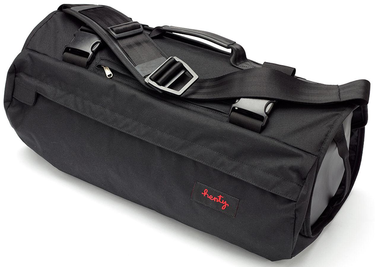 Henty CoPilot Taske, black | Rygsæk og rejsetasker