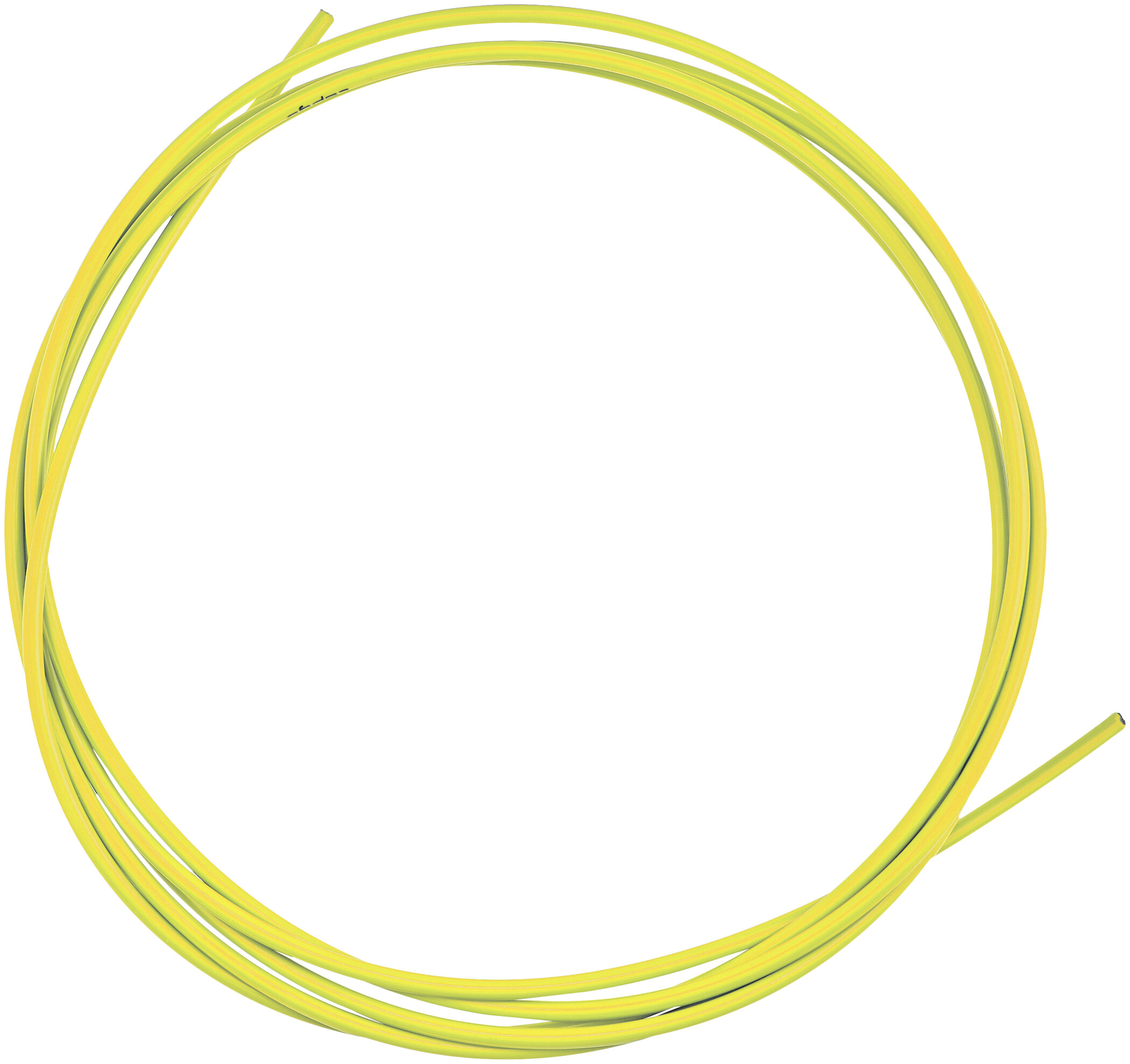 capgo BL Gearyderkabel 3m x 4mm, neon yellow | Gear cables