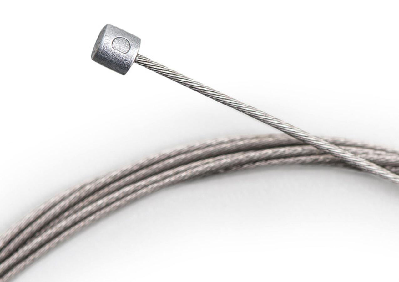 capgo BL Gearkabel 1,1mm Slick rustfri stål Campy (2020)   Gearkabler og wire