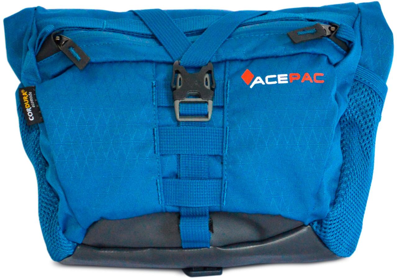 Acepac Bar Bag, blue (2019)   Travel bags