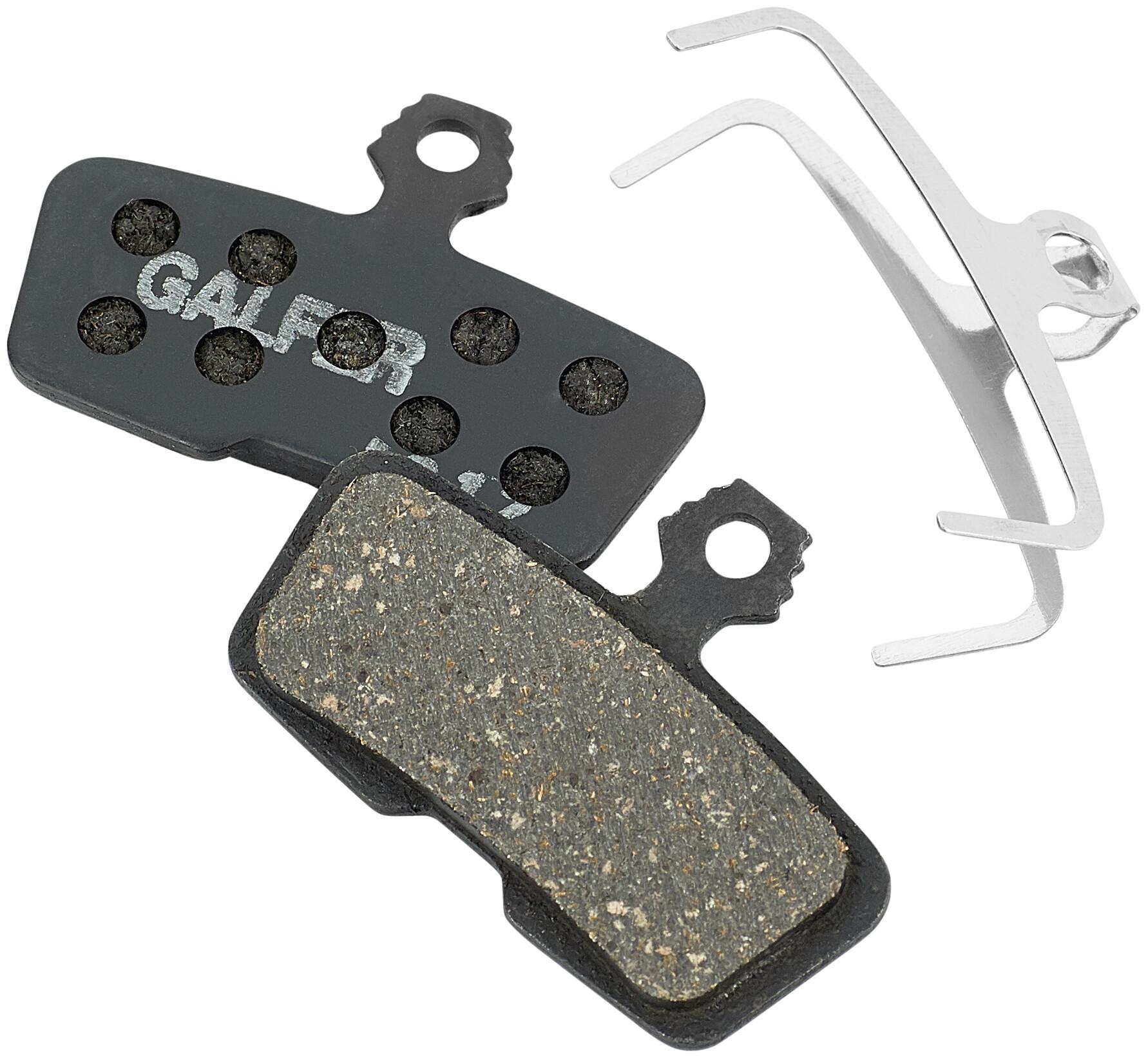 GALFER BIKE Standard Bremsebelægninger, avid code r 2011 (2019)   Brake pads