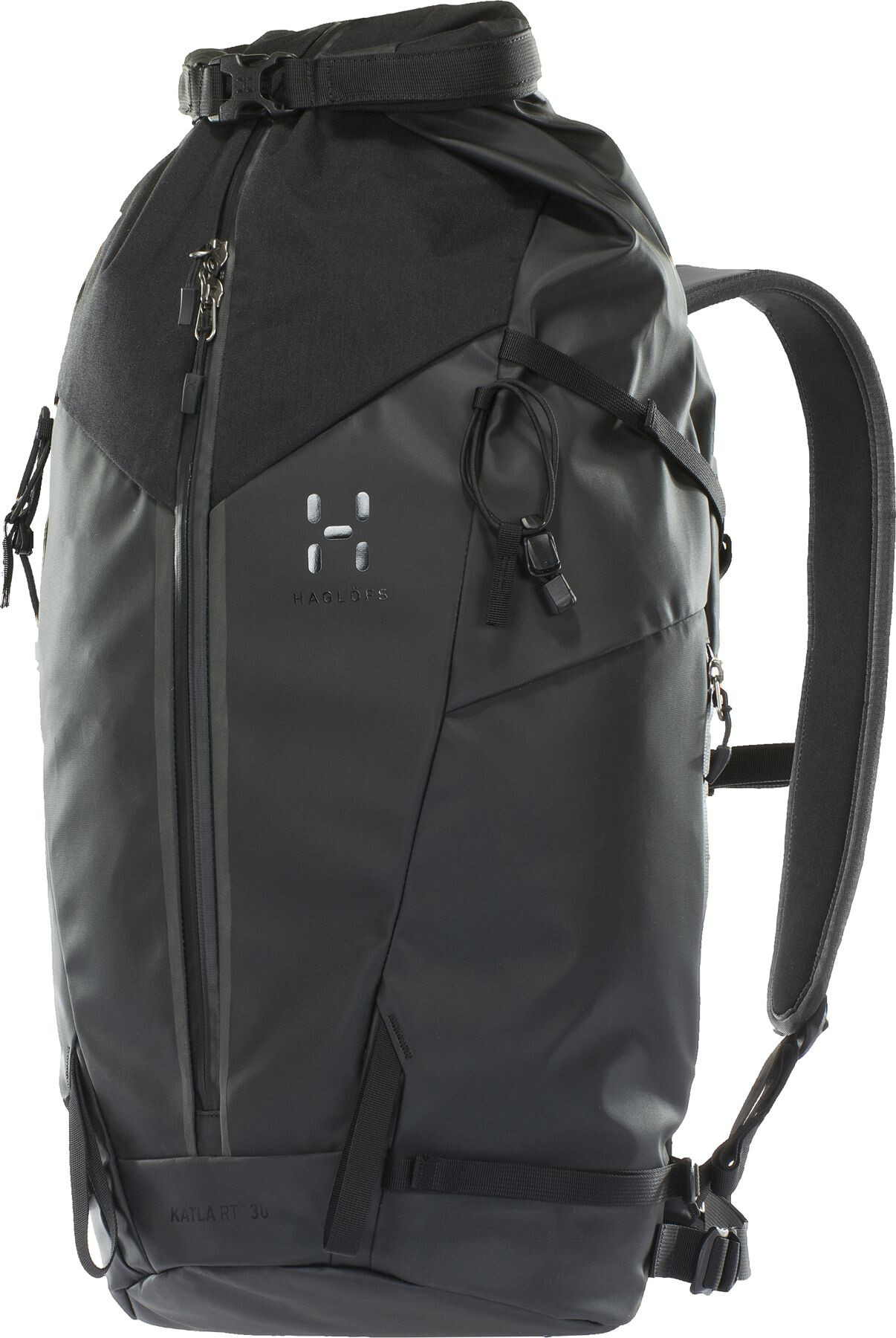 Haglöfs Katla Roll-Top 30 Rygsæk, true black (2019) | Travel bags