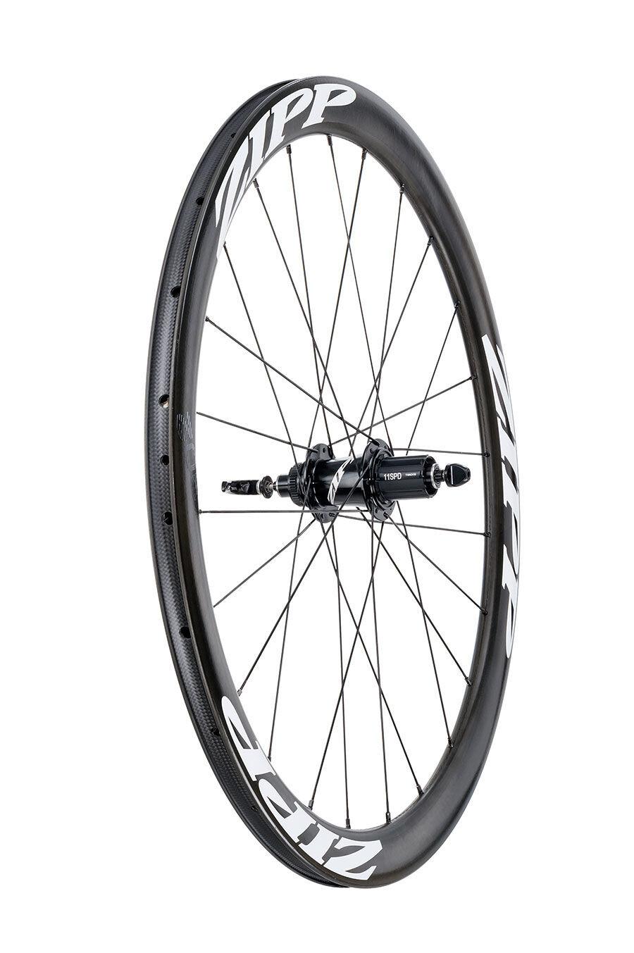 Zipp 302 Disc Carbon Baghjul Clincher Centerlock SRAM/Shimano, black (2019) | Rear wheel