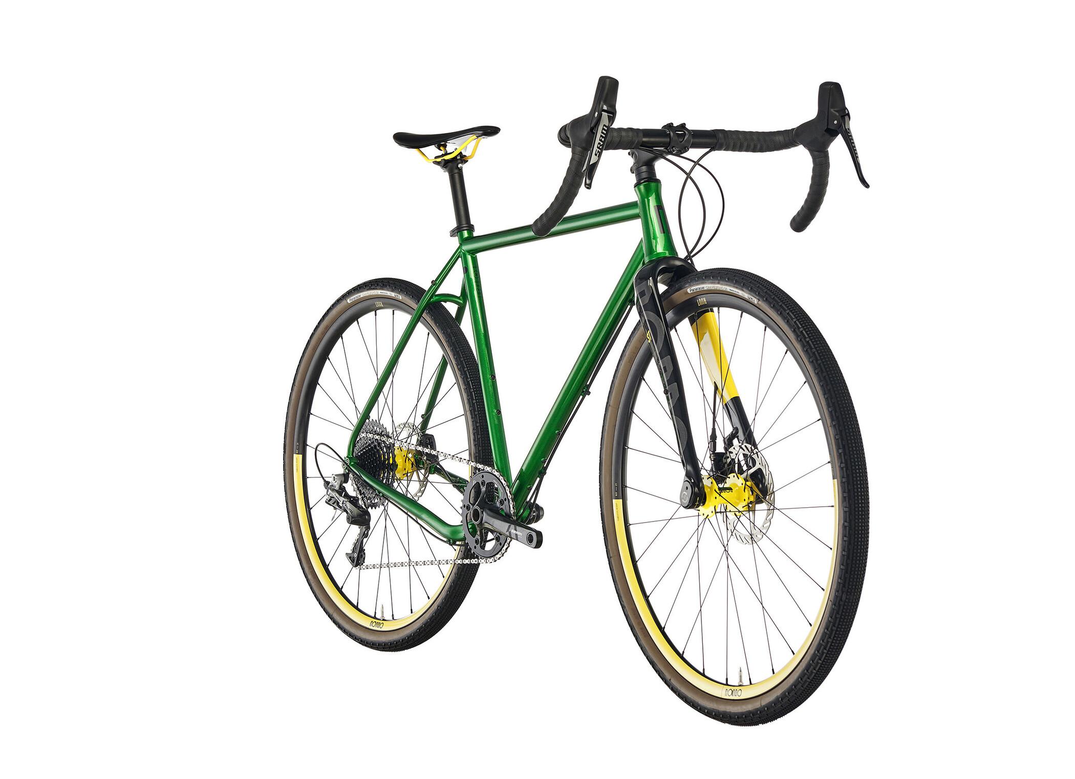 RONDO Ruut ST Gravel Plus Cyclocross grøn (2019)   Cross