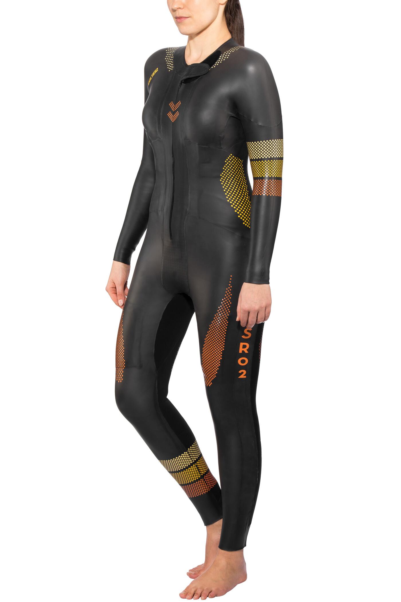 Colting Wetsuits SR02 Våddragt Damer, black | swim_clothes