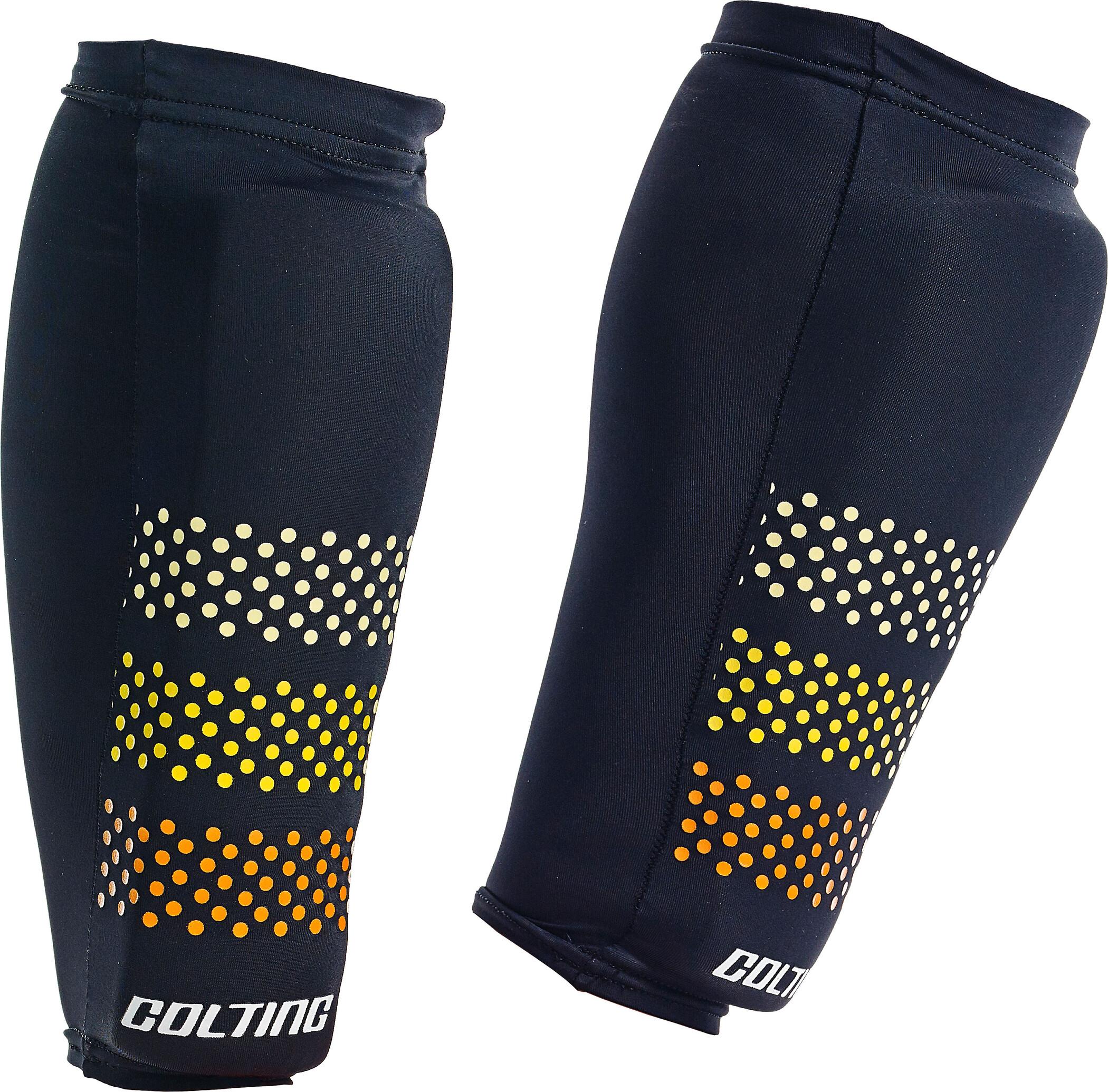 Colting Wetsuits SC02 Extreme Float Swim Calfs, black (2019) | swim_clothes