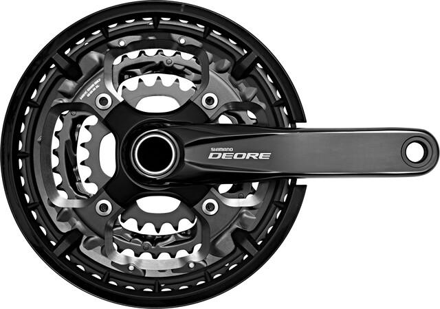 Shimano FC-M591 Deore Triple 9-Speed 175mm Crankset 48 36 26 Hollowtech 2