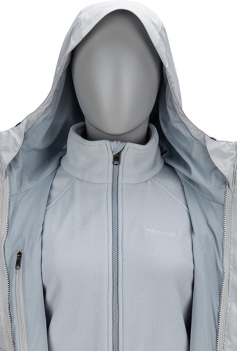 Marmot Ramble Component Jacket hardshelljacke Glacier Grey