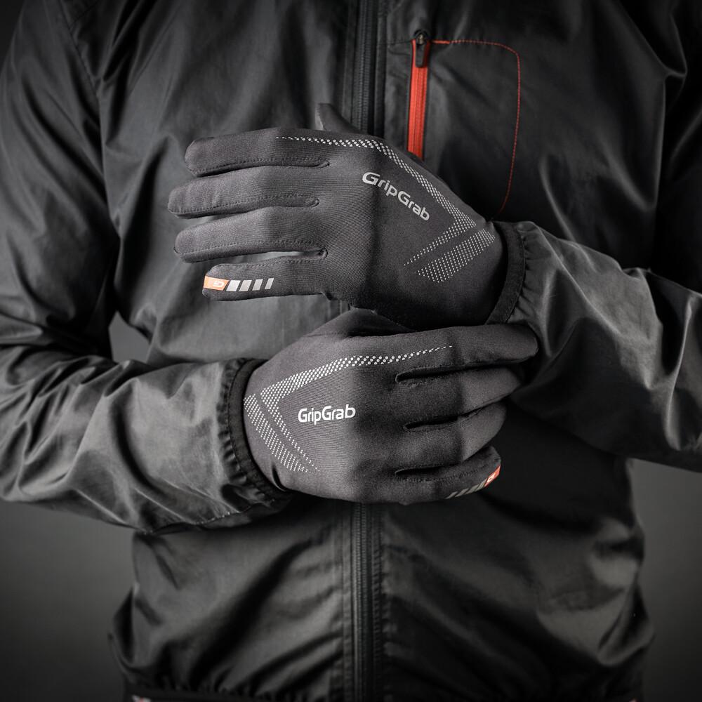 inov-8 All Terrain Pro Noir Taille de Gant M 2019 Mitaines Gants Course /à Pied