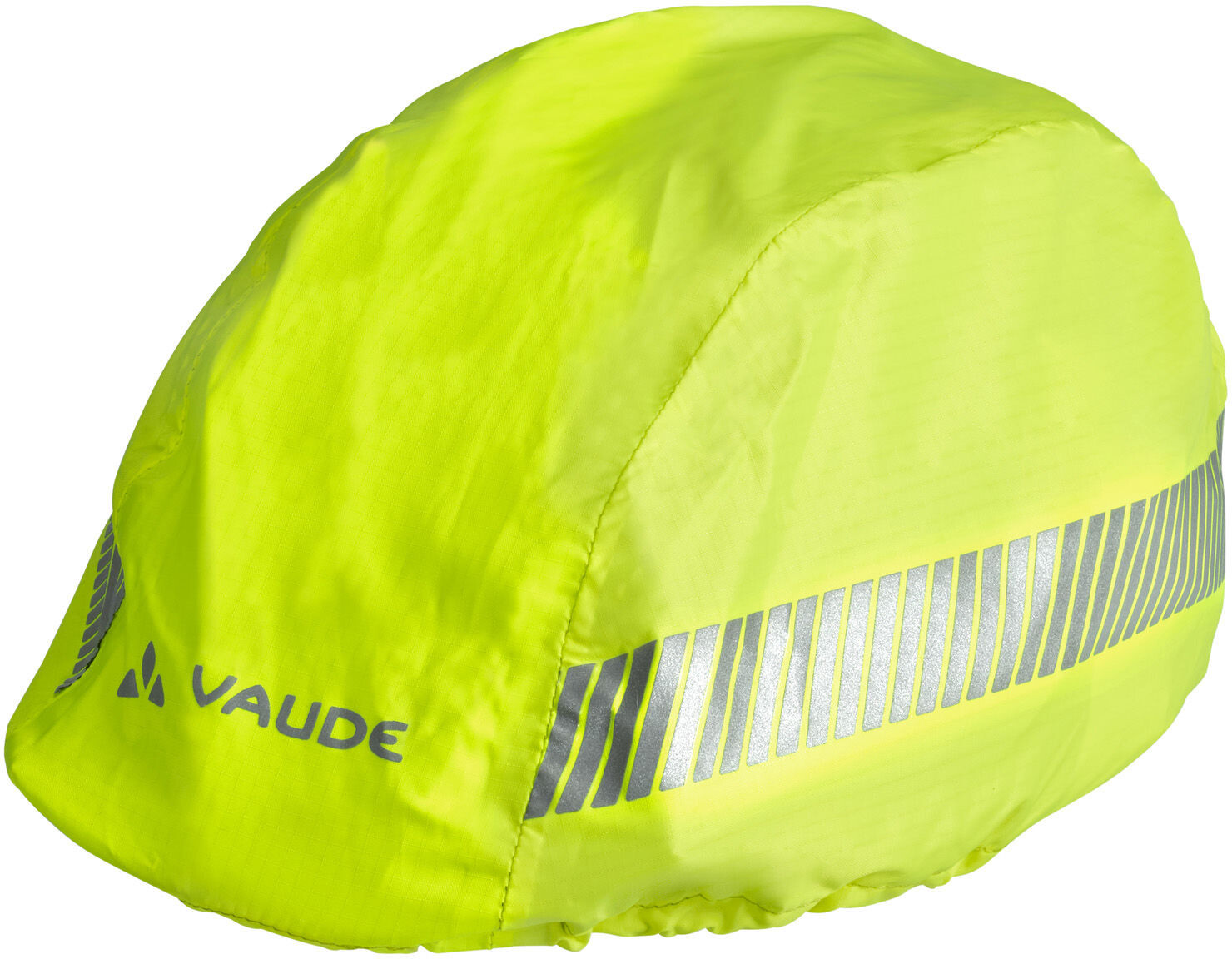 VAUDE Luminum Helmet Raincover Kids, neon yellow (2019) | helmets_other_clothes